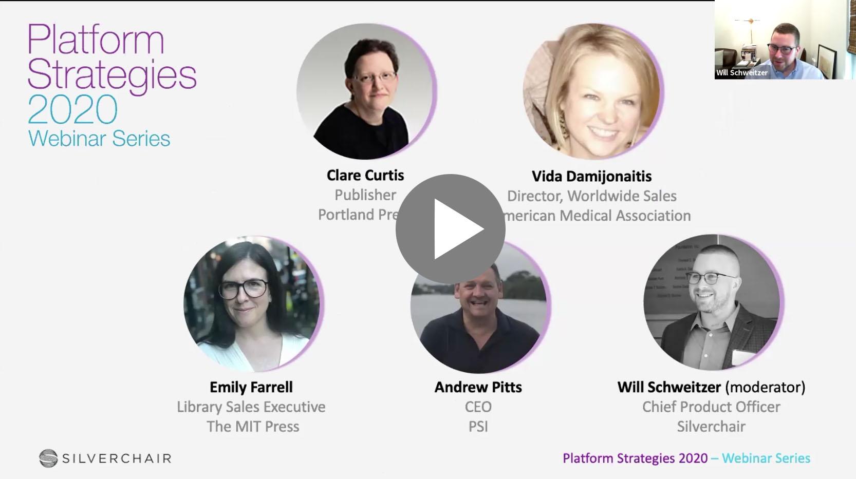 open content webinar speakers